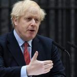 Boris Johnson outlines 'conditional' plan to slowly reopen society